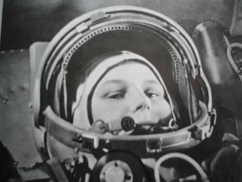 Валентина Терешкова - Чайка в космосе