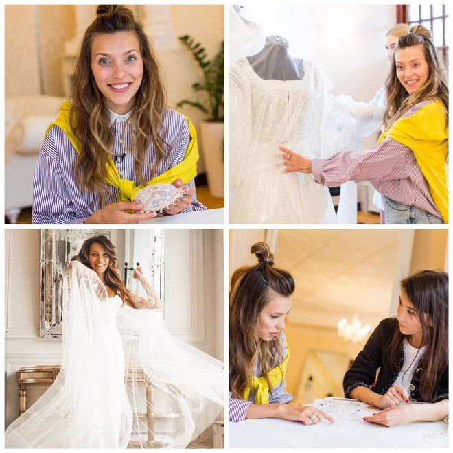 Где состоится свадьба Регины Тодоренко и Влада Топалова: когда будет свадьба. Фото платья. Точная дата