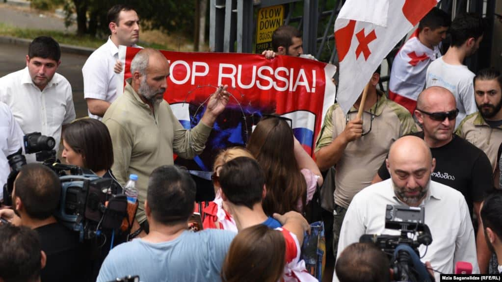 Протесты в Грузии закончились или нет: митинги в Тбилиси, последние новости. Почему россиян не пускают в Грузию
