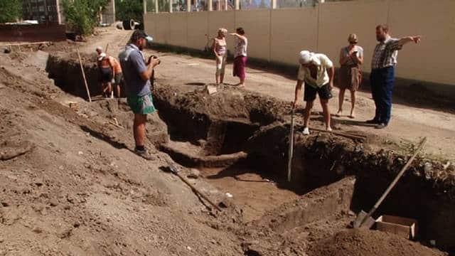 Особая археологическая находка в Ростовской области