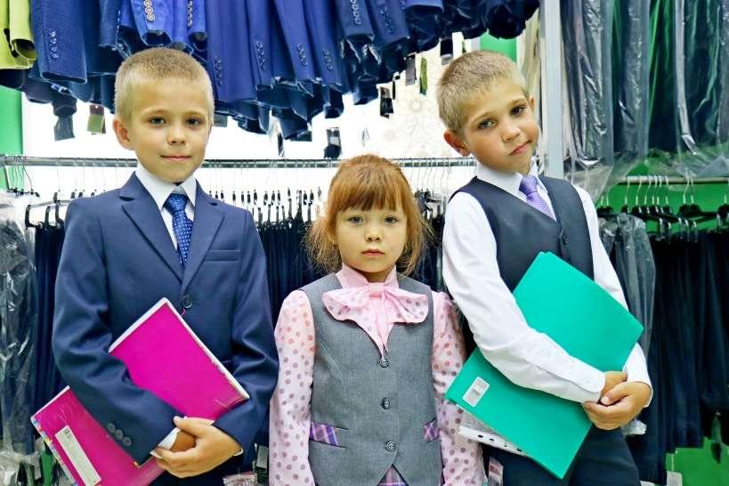 Выплаты на школьную форму для многодетных семей в 2019 году: как получить, какие нужны документы