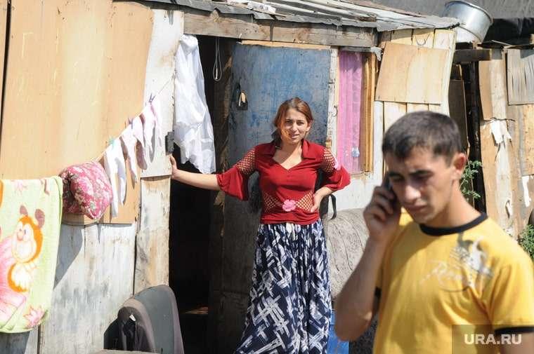 Куда сбежали цыгане, из Чемодановки после драки