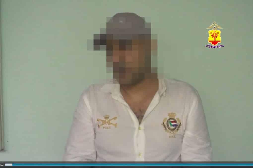 В Чувашии задержали гражданина Египта за мошенничество