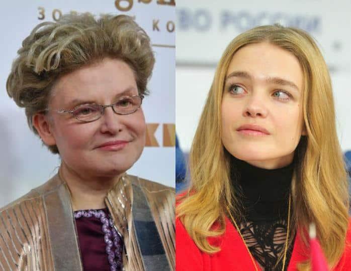 Наталья Водянова возмущена словами Малышевой о детях кретинах