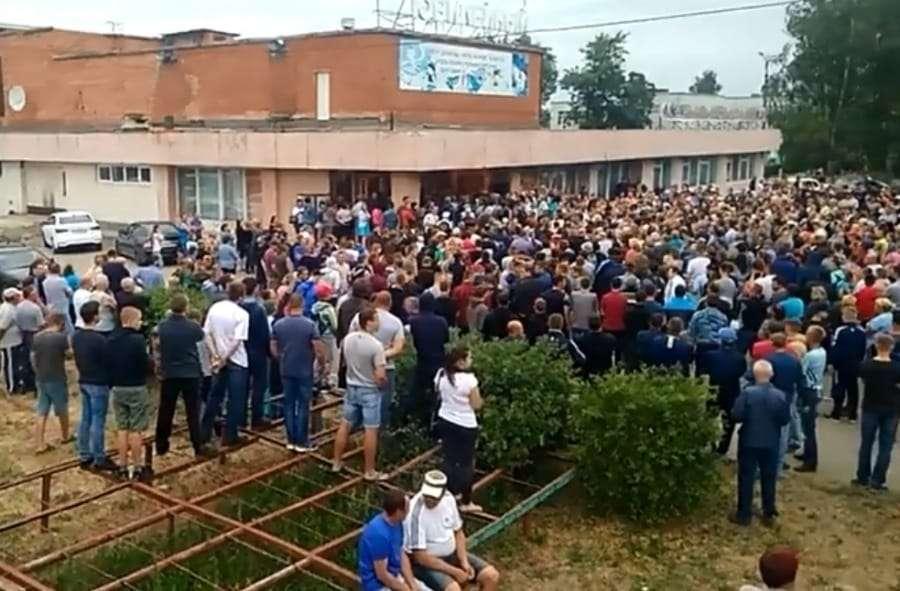 Драка с цыганами село Чемодановка, Пенза, свежие новости на сегодня 15.06.2019, перекрытие трассы чем закончилось