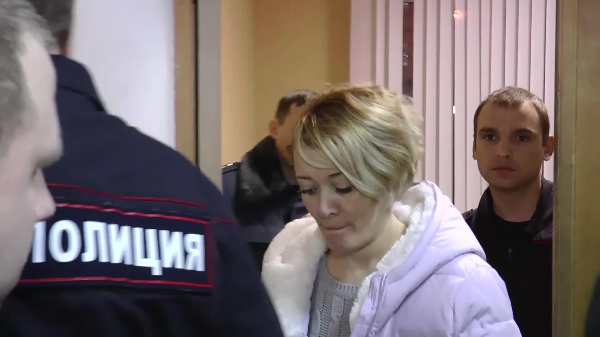 Анастасию Шевченко оставили под домашним арестом на три месяца