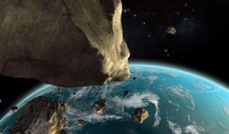 Новая дата конца света: к земле летит огромный метеорит