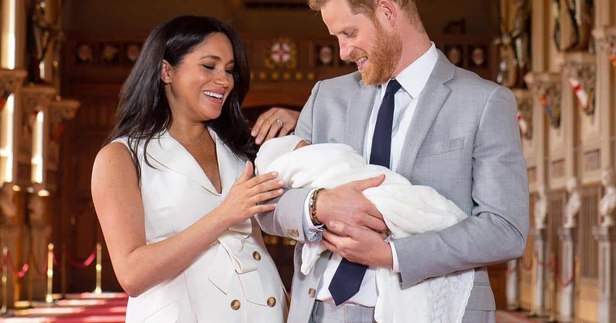 Кто будет крестным сына принца Гарри и Меган Маркл?