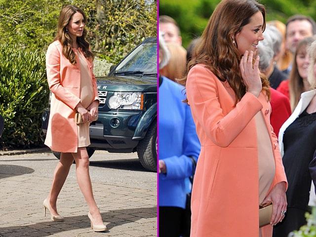 Кейт Миддлтон: фото с животом, ждёт ребёнка или нет, сколько детей уже есть сейчас, фото