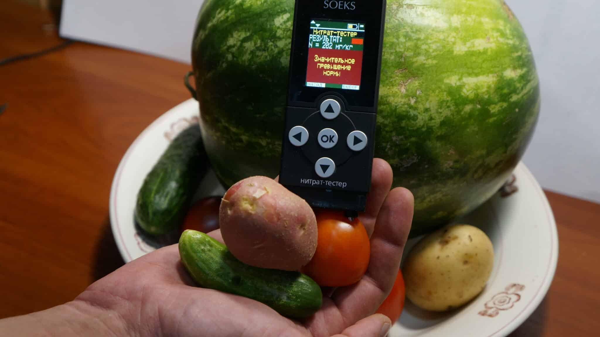 Как вырастить плоды без нитратов?