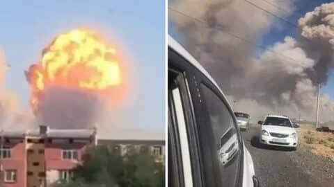 Взрывы в воинской части в Казахстане 24 июня 2019: причины, сколько пострадавших и есть ли погибшие