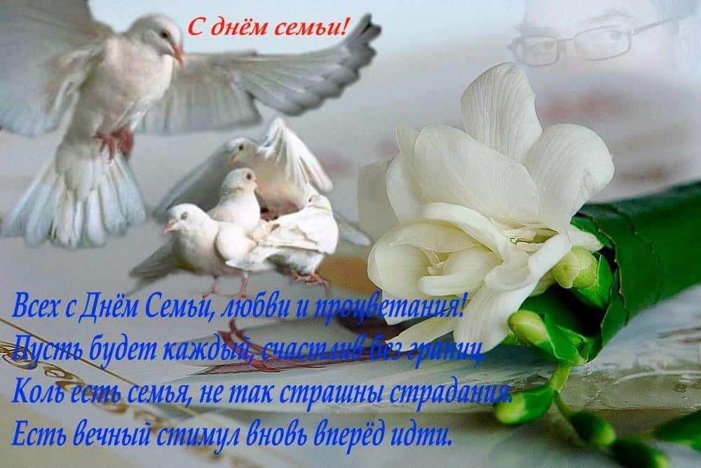 Плейкасты открытки с днем любви и верности
