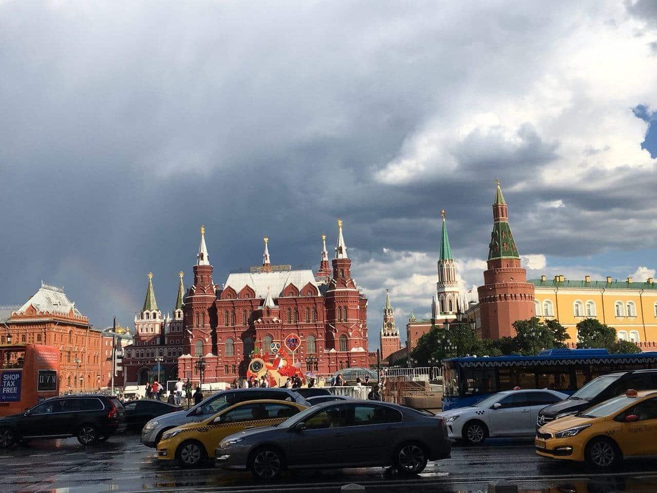 Погода в Москве с 1 по 7 июля 2019: подробный прогноз Гидрометцентра по дням, данные синоптиков