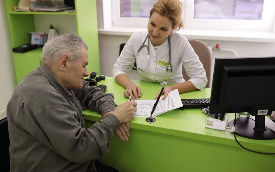 В Московской области участковым врачам разрешат не посещать пациентов на дому