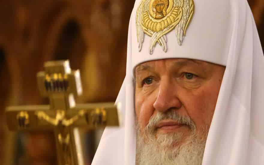 Патриарх Кирилл назвал политической акцией спор из-за строительства храма в Екатеринбурге