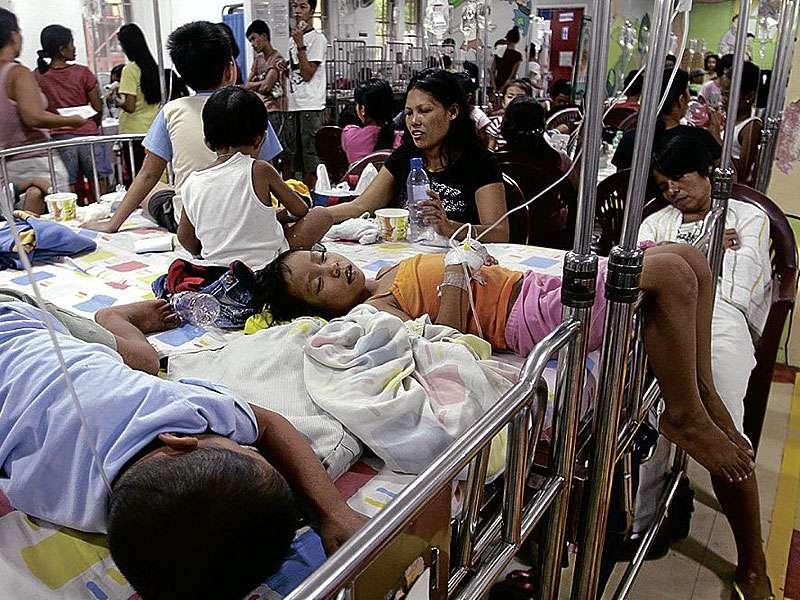 Лихорадка Денге в Тайланде в 2019 году, эпидемия: симптомы, как лечится