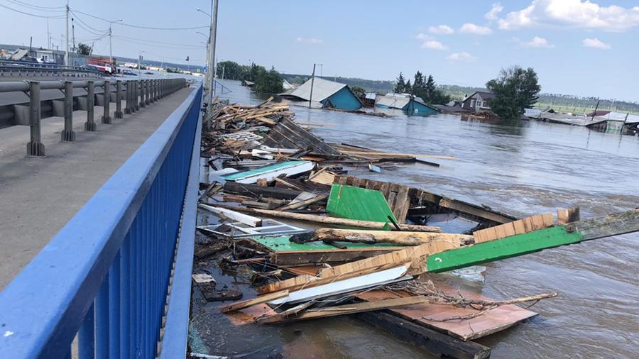 Наводнение в Иркутске: 4000 домов затоплены, сколько человек погибло