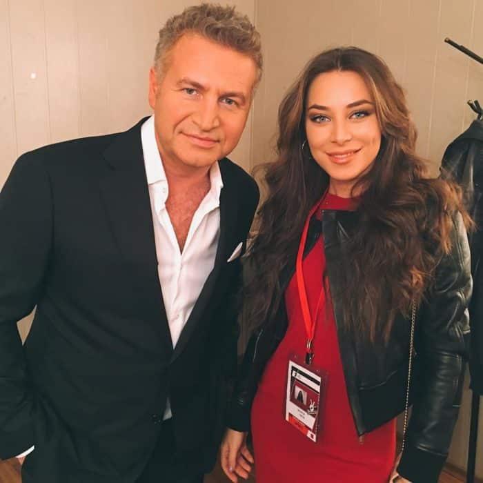 Элина Чага и Леонид Агутин: новый роман или сотрудничество, почему возмущаются фанаты