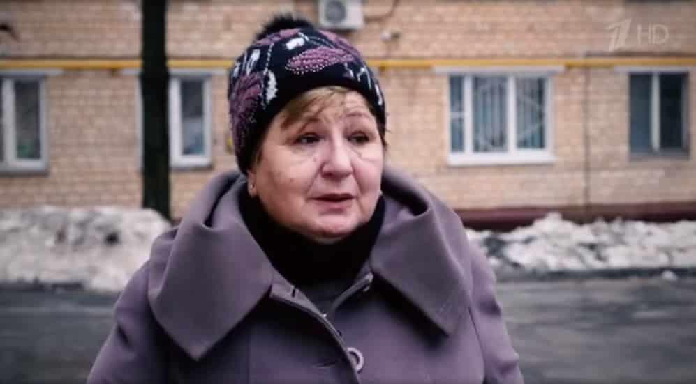 Женщина, следившая за Маргаритой Тереховой, показала ее фотографии публике