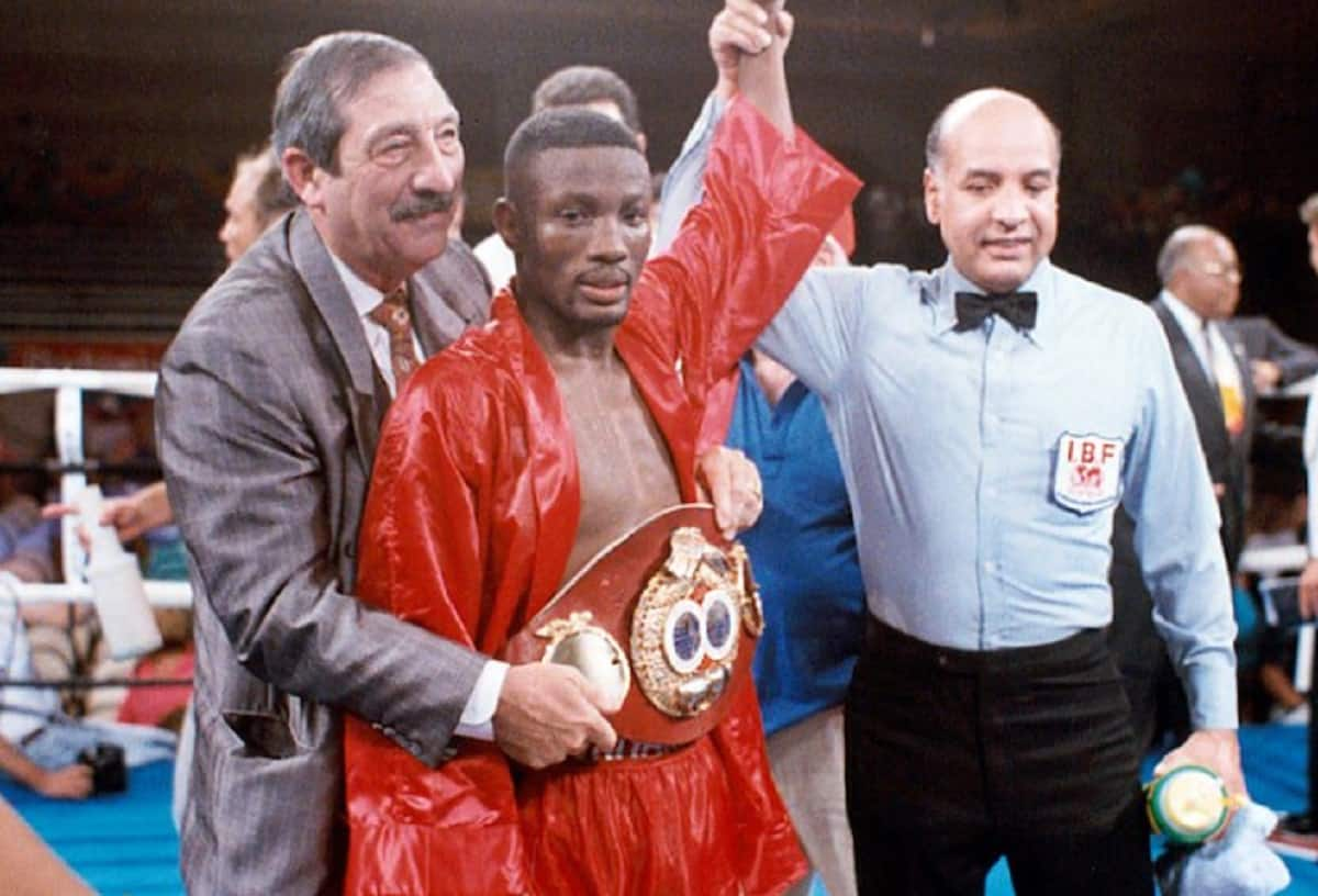В США умер Пернелл Уитакер: биография боксера, тренировки, статистика боев