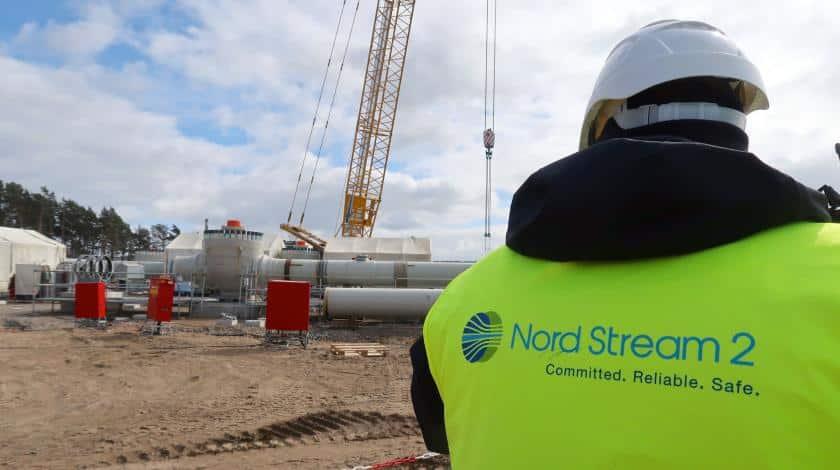 Северный поток-2: когда закончат строительство, сколько уже сделано на сегодня
