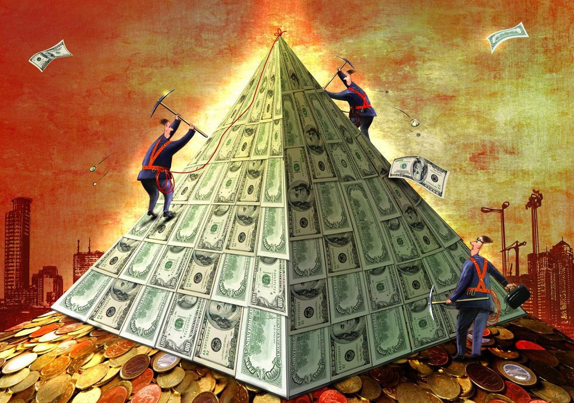 """Финансовая пирамида """"Домашние деньги"""": основатель арестован, последние новости"""