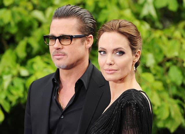 Анджелина Джоли и Брэд Питт: последние новости