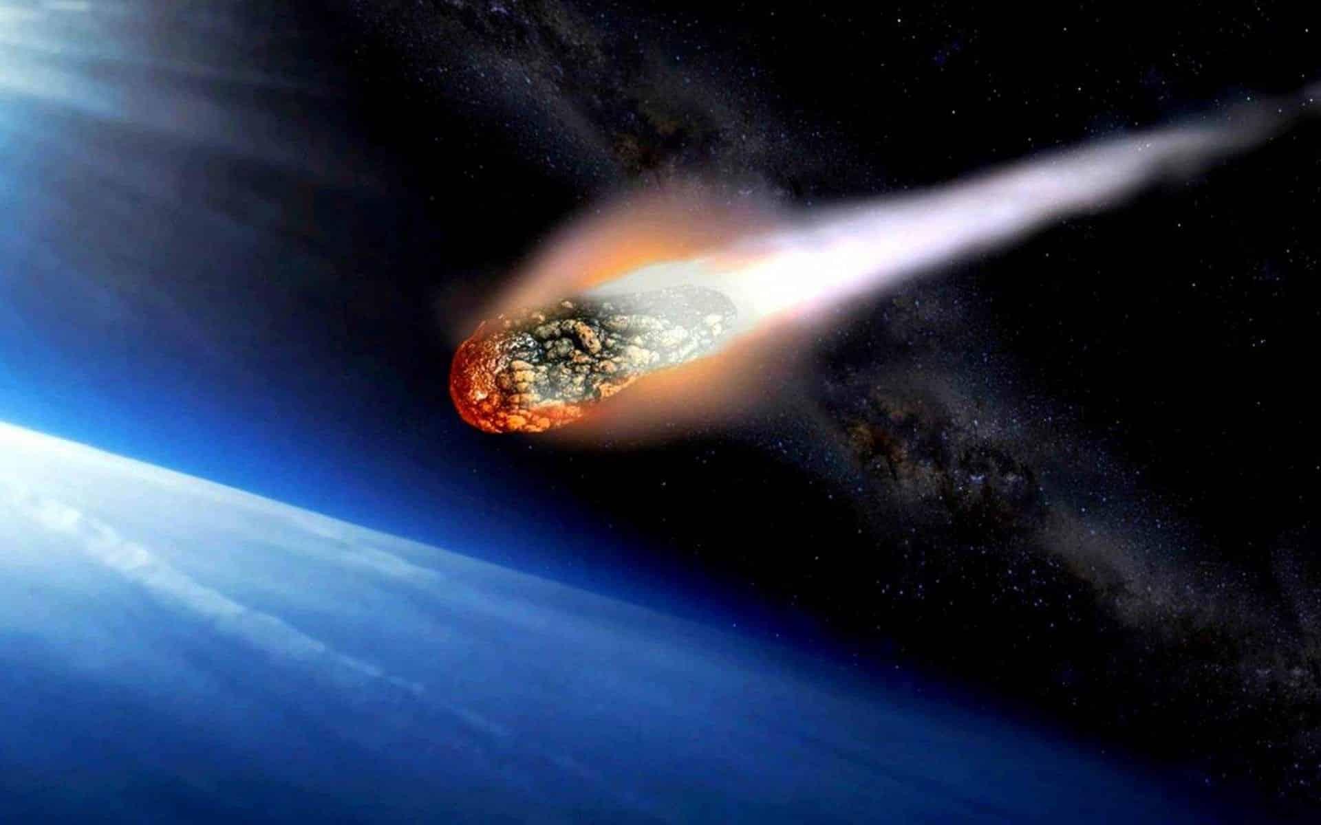 Метеорит летит к Земле: столкновение будет 3 октября 2019 года: будет ли конец света