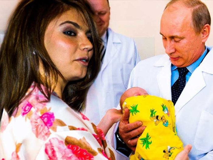 Алина Кабаева родила двойню от Путина или нет: сколько детей, на кого похожи, личная жизнь
