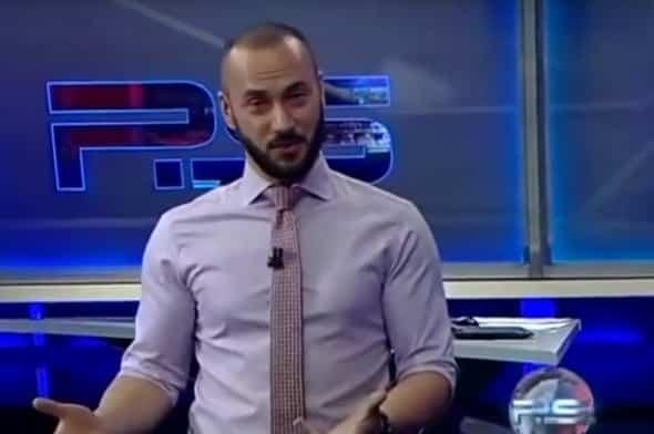 Журналиста, обматерившего Путина, Георгия Габуния — уволили или нет. Что произошло, подробности скандала