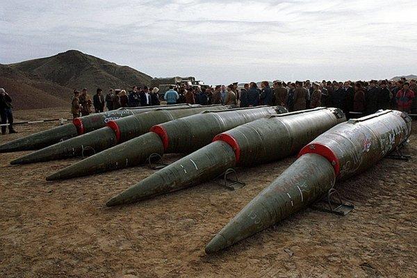 В НАТО случайно раскрыли места размещения ядерного оружия Америки
