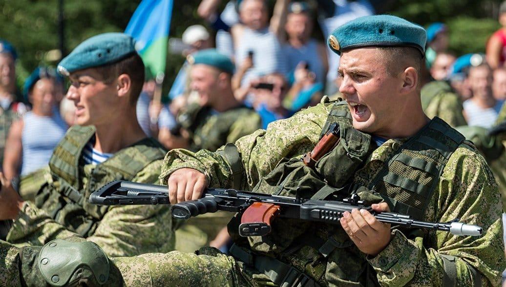 Пятую дивизию ВДВ планируют создать в России