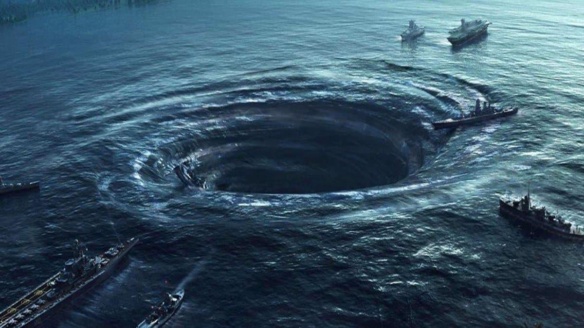 В Бермудском треугольнике пропадают корабли и самолеты: мнение ученых