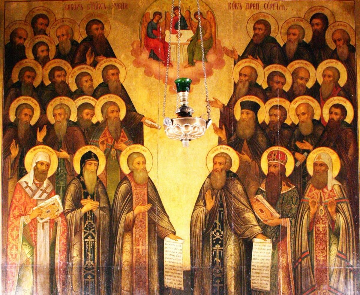 Какой сегодня 19 июля 2019 церковный праздник чтят православные: Собор Радонежских святых отмечают 19.07.2019