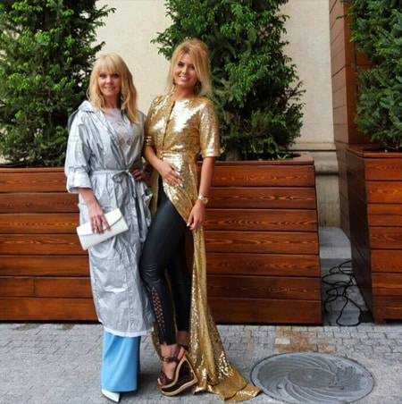 Дочь Валерии Анна Шульгина: что известно о её жизни, почему не вписывается в семью