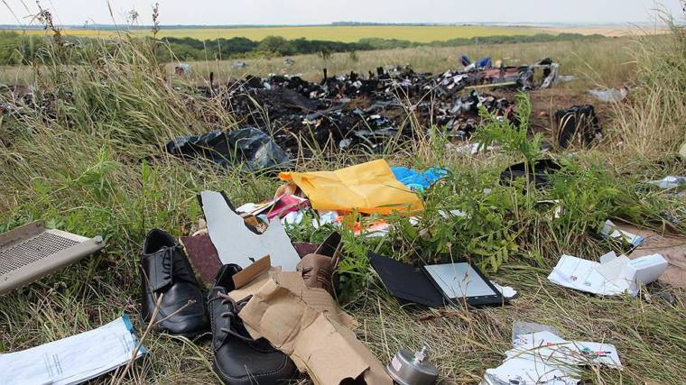 Авиакатастрофа «Боинга» над Донбассом: прошло пять лет, семьи погибших обратились к России
