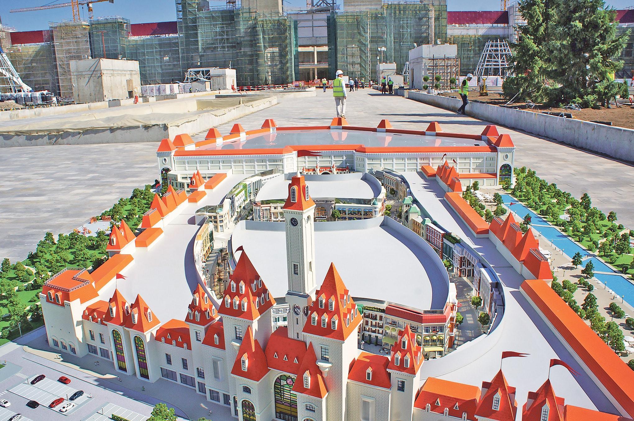 Остров мечты в Москве: когда состоится открытие в 2019 году?