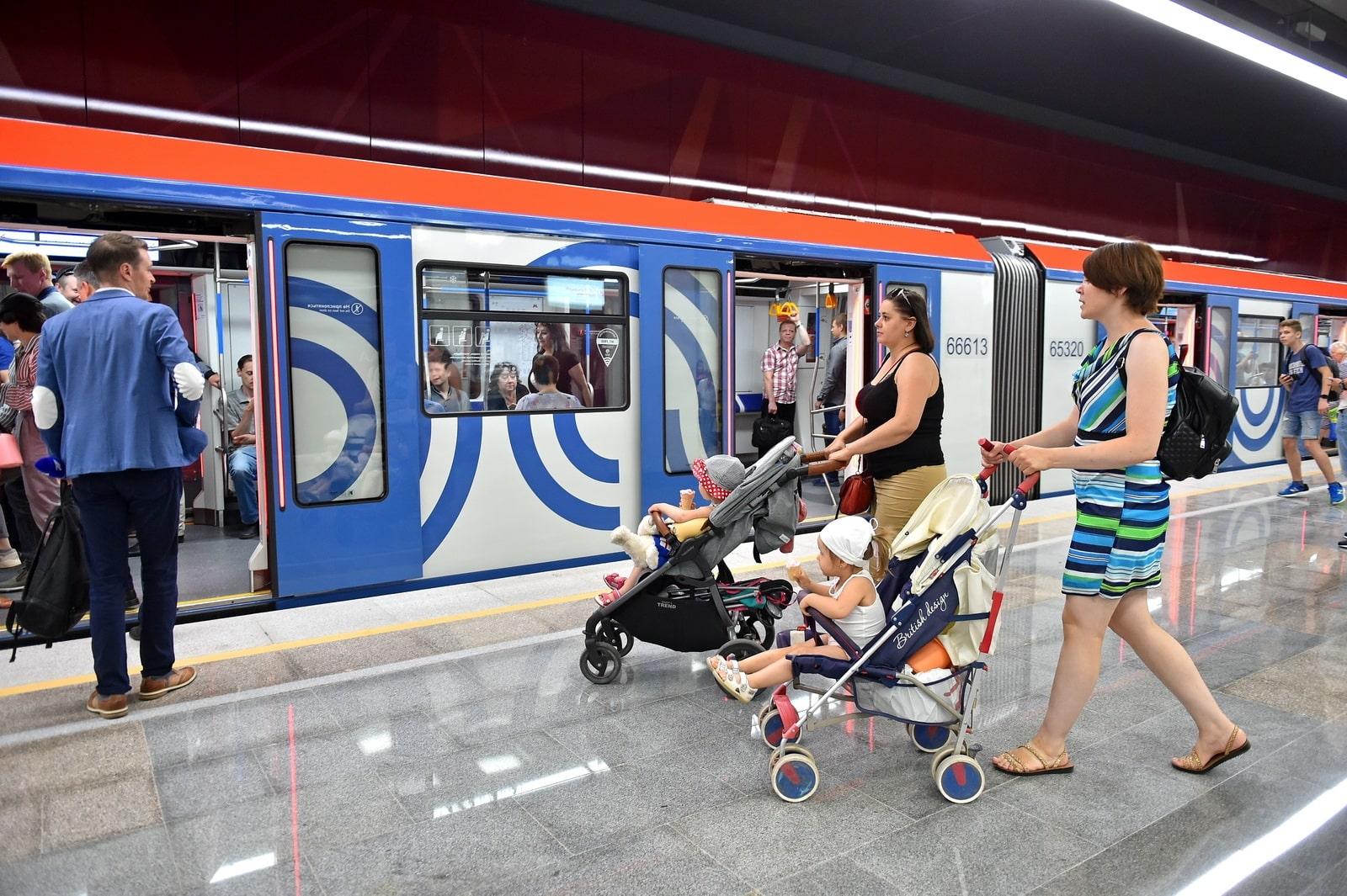 Закрытие с 13 июля 2019 года Сокольнической линии метро на неделю