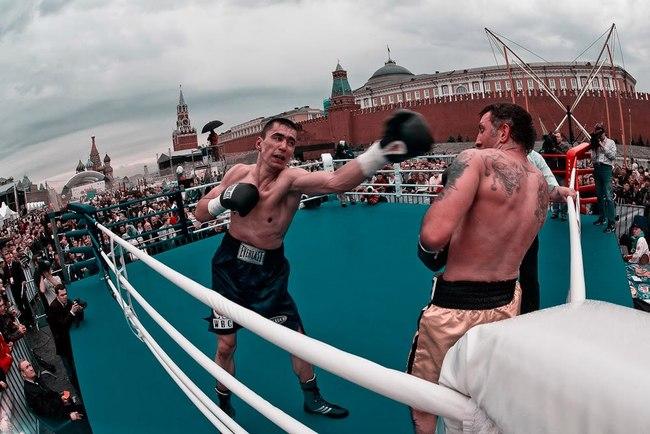 Когда Международный день бокса на красной площади: 21-22 июля 2019, программа мероприятия