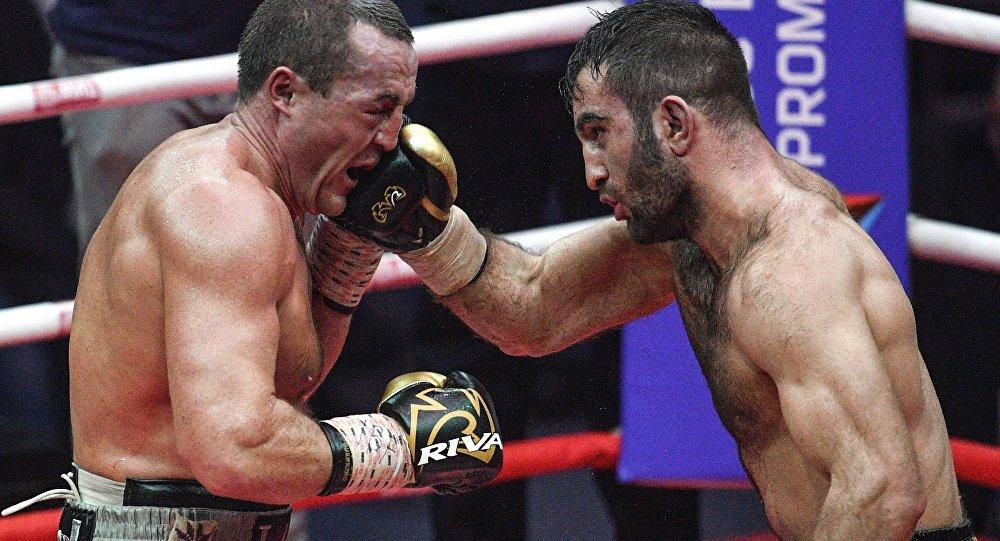 Когда состоится бой между Муратом Гассиевым и Джоуи Давейко