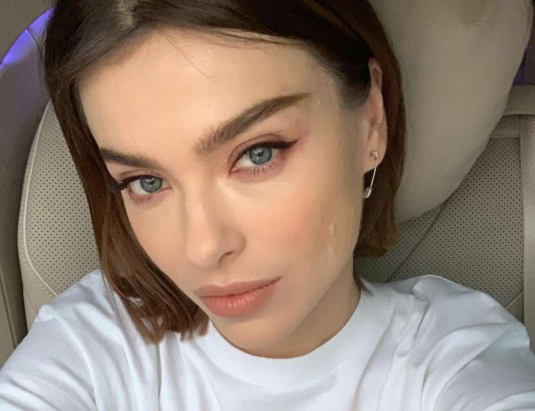 Елена Темникова: проблемы с кожей, что со здоровьем Темниковой