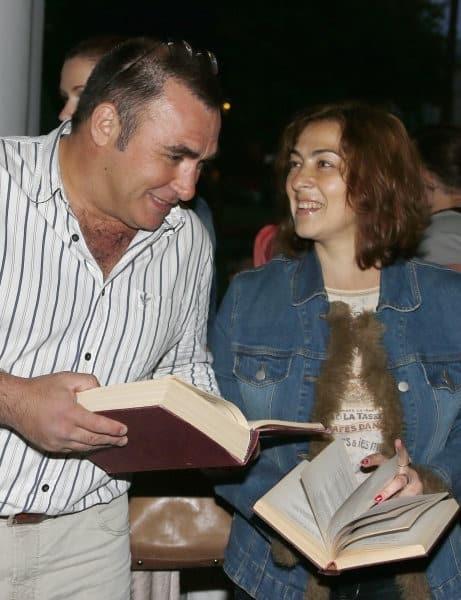 Юлия Садовская и Сергей Векслер: красивая история любви