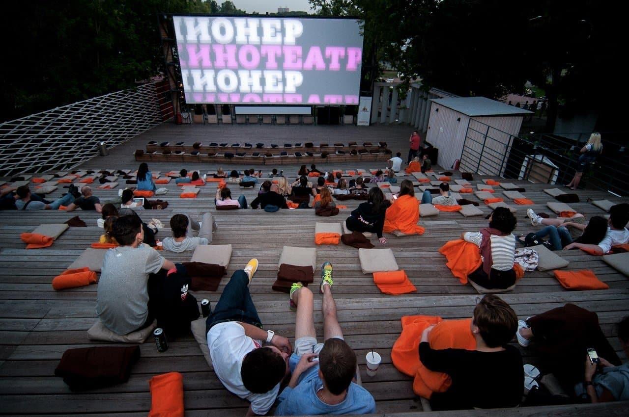 Адреса бесплатных летних кинотеатров в Москве в 2019 году, список, расписание