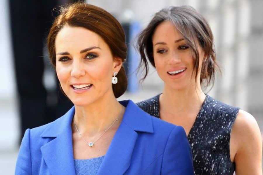 Герцогини Меган Маркл и Кейт Миддлтон: конфликт, что не могут поделить друг с другом