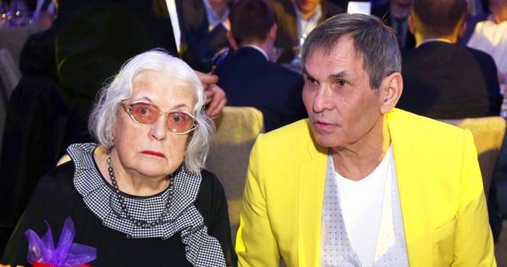 Алибасов из-за внучки поссорился с женой