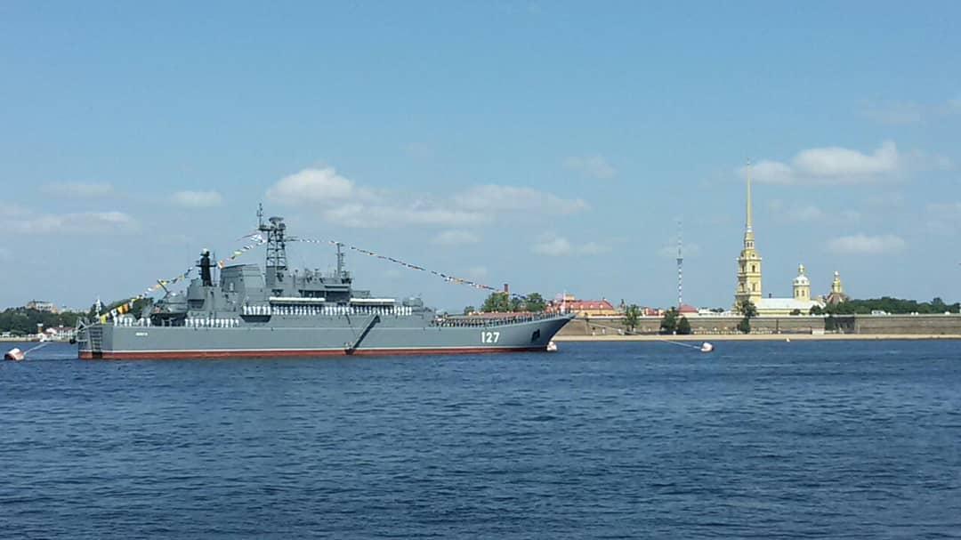 День ВМФ в Санкт-Петербурге в 2019 году: программа мероприятий, парад кораблей, авиашоу. Во сколько будет салют