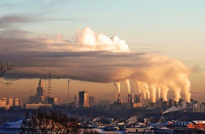 Российские города и регионы, в которых самый грязный воздух в 2019 году