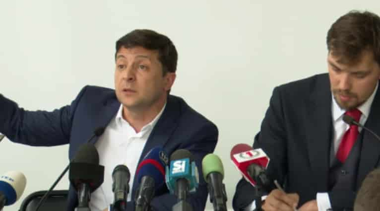 Странное поведение Зеленского в Закарпатье обсуждают в сети: видео