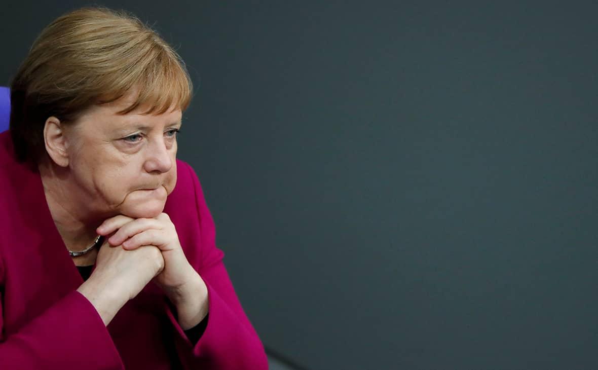 Ангела Меркель исчезла: куда пропала канцлер Германии, где находится сейчас
