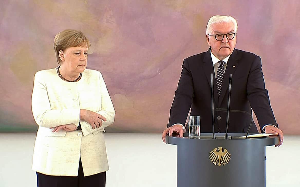 Болезнь Ангелы Меркель: чем болеет, как здоровье сейчас